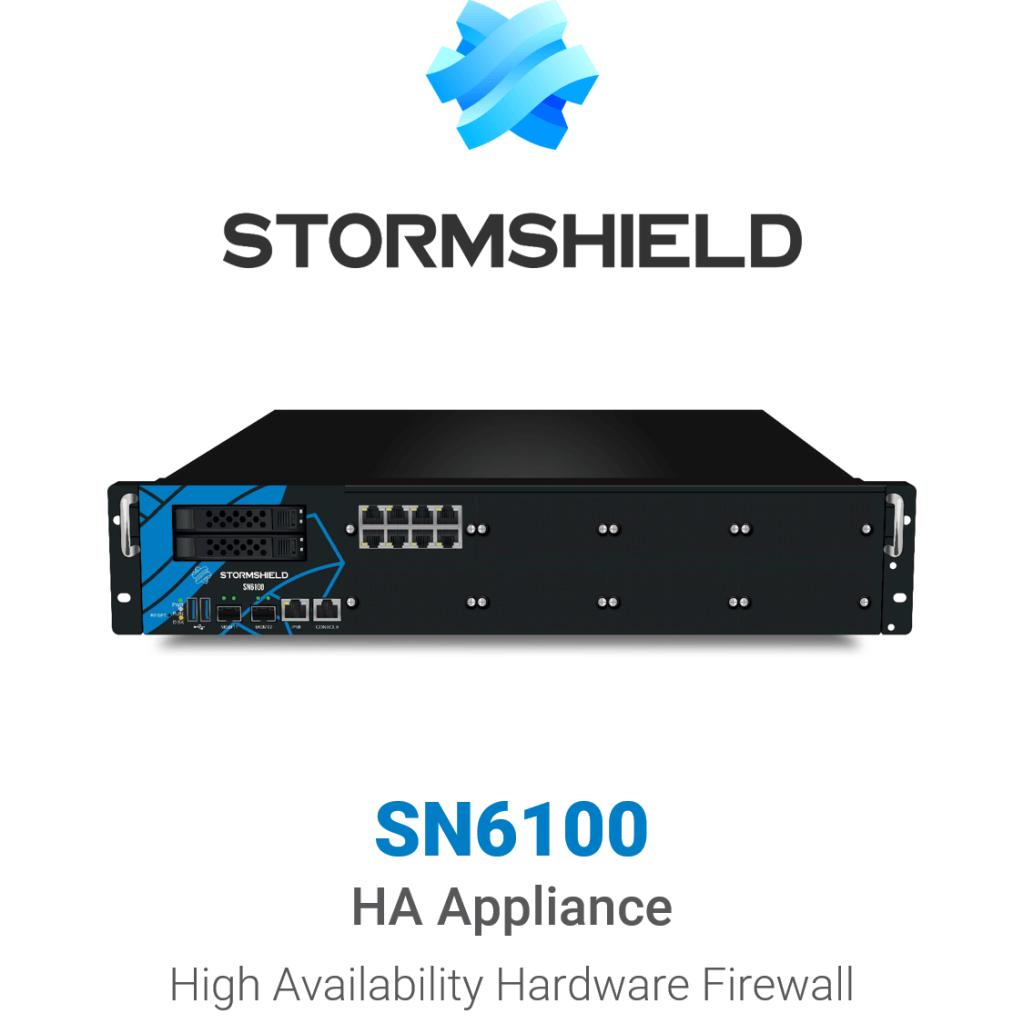 Stormshield SN6100 HA Appliance