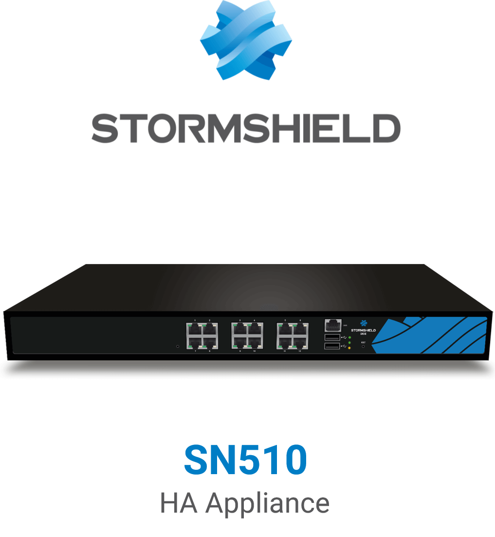 Stormshield SN510 HA Appliance