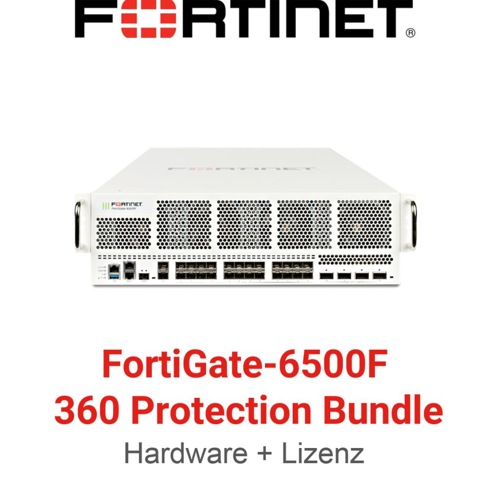 Fortinet FortiGate-6500F - 360 Bundle (Hardware + Lizenz)
