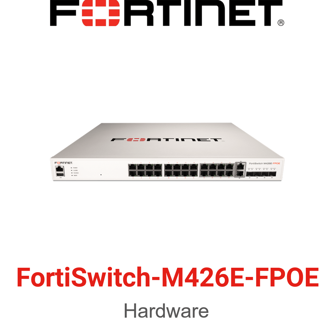 Fortinet FortiSwitch-M426E-FPOE