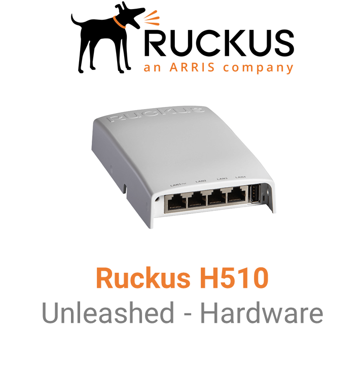 Ruckus H510 Spezial Access Point - Unleashed