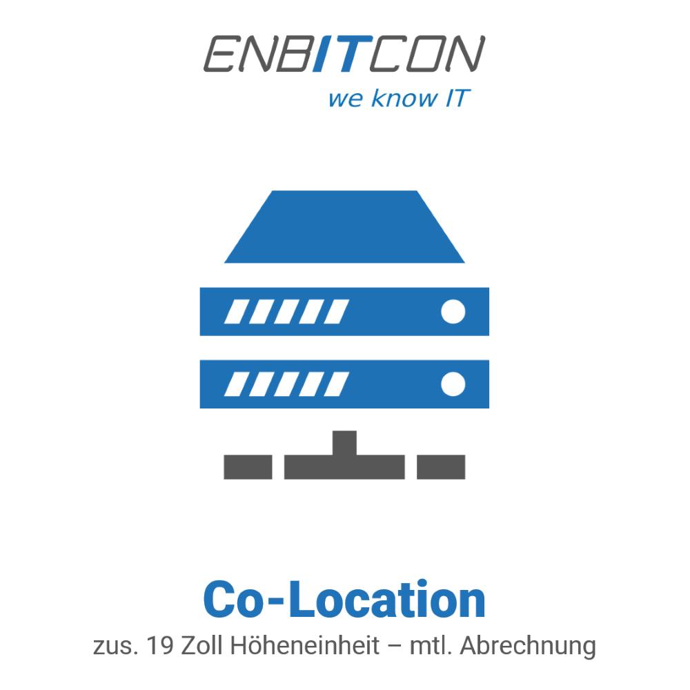 Co-Location - zusätzliche Höheneinheit