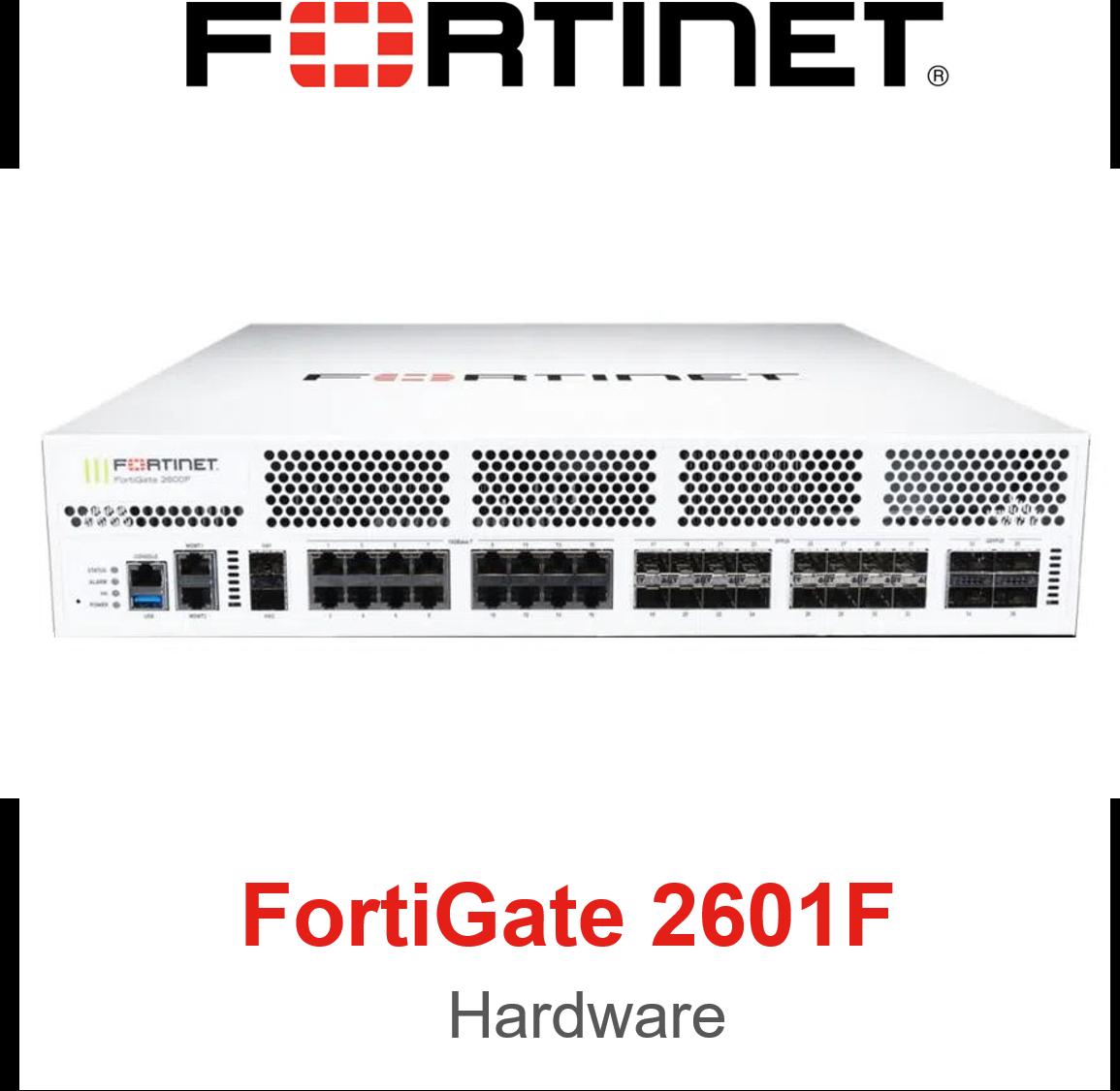 Fortinet FortiGate 2601F Firewall