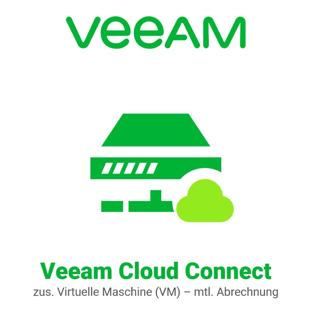 Veeam Cloud Connect - zusätzliche virtuelle Maschiene