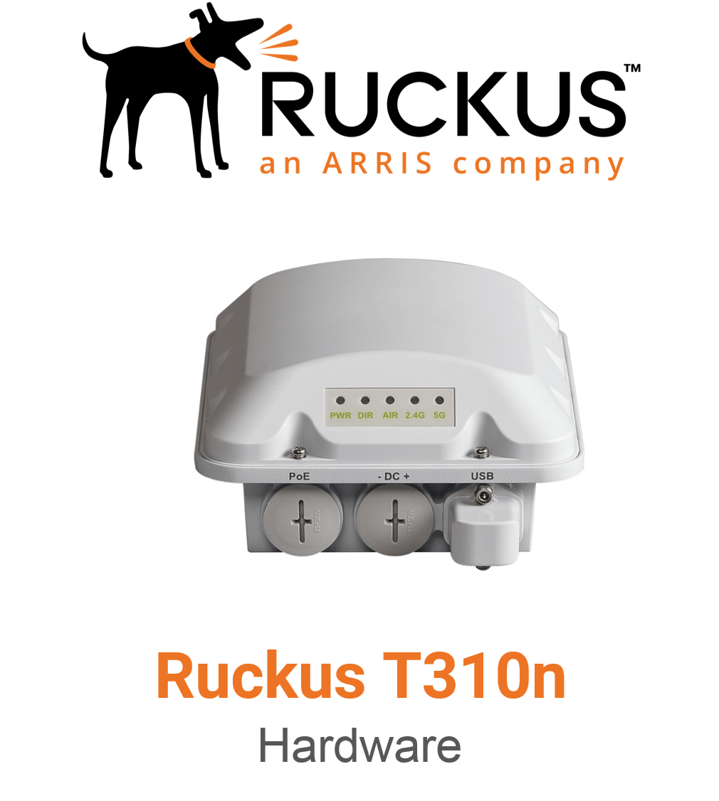 Ruckus T310n Outdoor Access Point