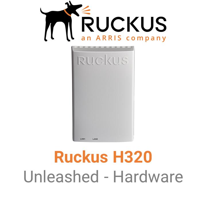 Ruckus H320 Spezial Access Point - Unleashed