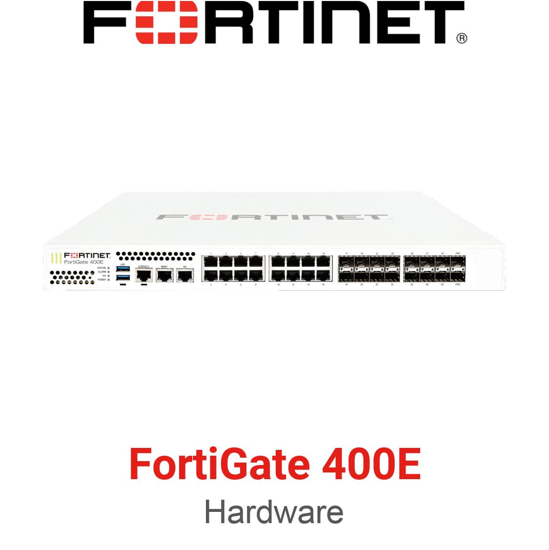 Fortinet FortiGate 400E Firewall