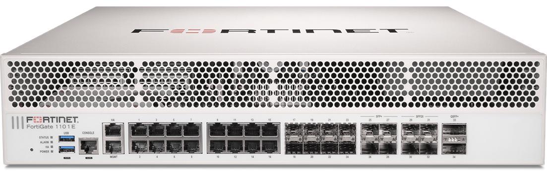 Fortinet FortiGate-1101E - 360 Bundle (Hardware + Lizenz)