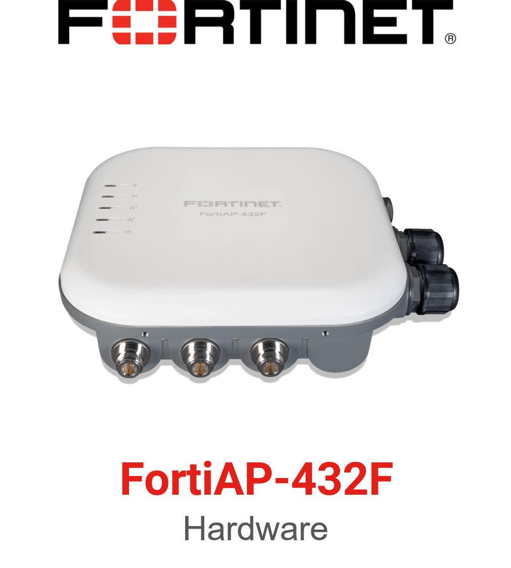 Fortinet FortiAP-432F