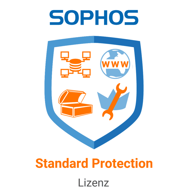 Sophos XGS 136 Standard Protection Bundle