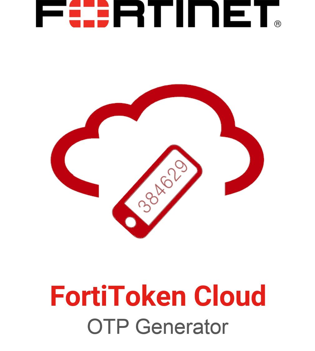 Fortinet FortiToken Cloud