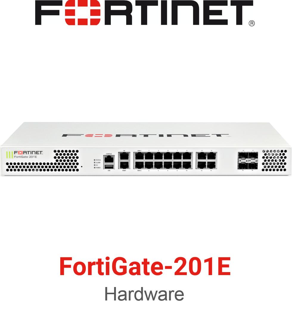 Fortinet FortiGate-201E