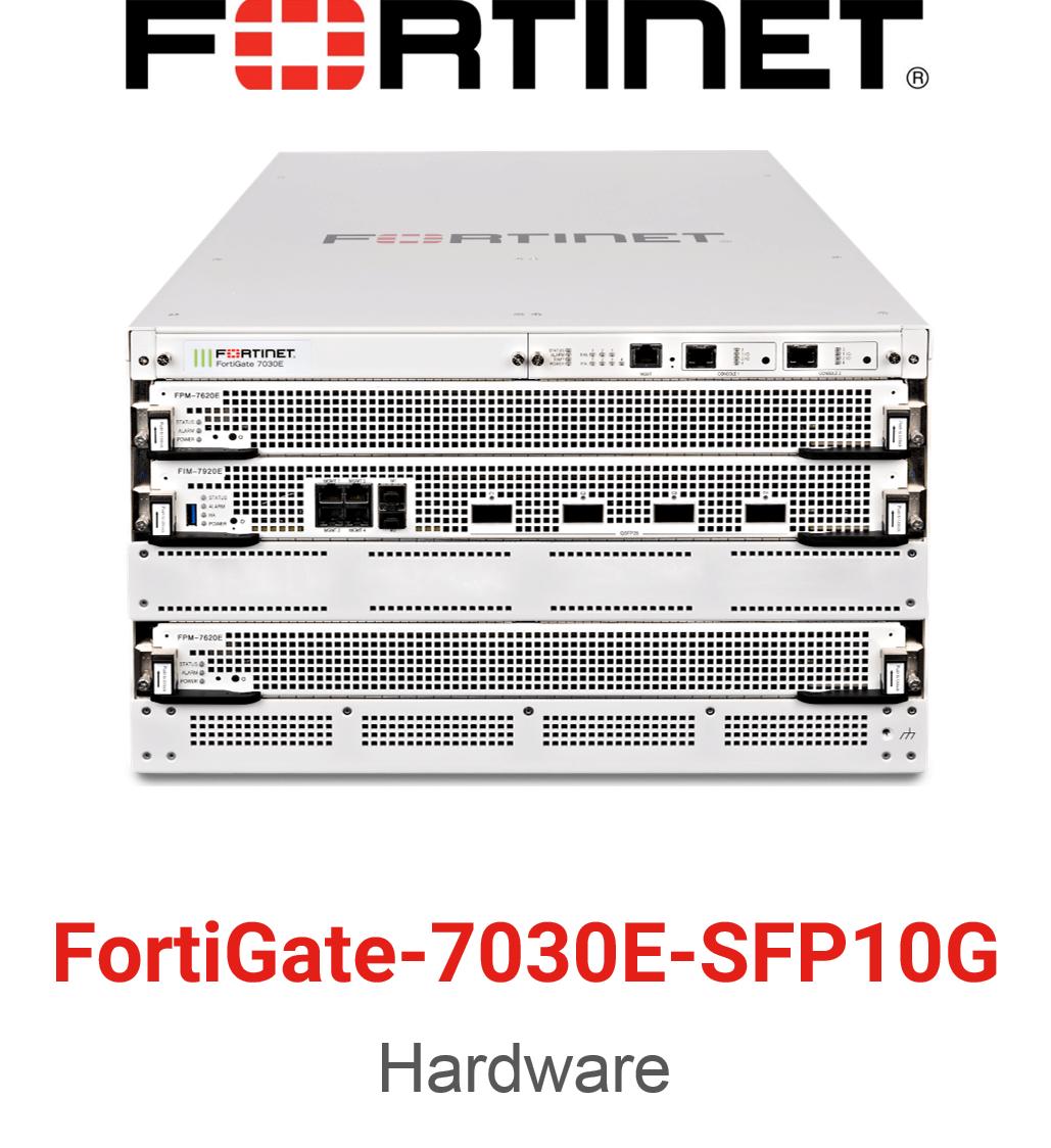 Fortinet Fortinet FortiGate-7030E-SFP10G Firewall